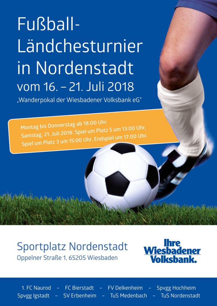 Ländchesturnier 2018 vom 16.07. bis 21.07.2018 an der Oppelner Straße